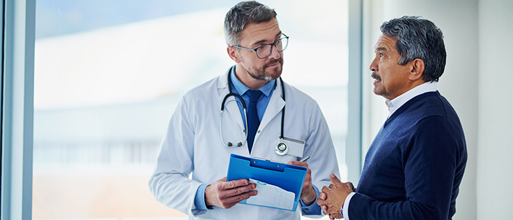 Disability Doctor And Patient